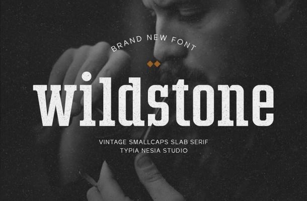 Wildstone Font