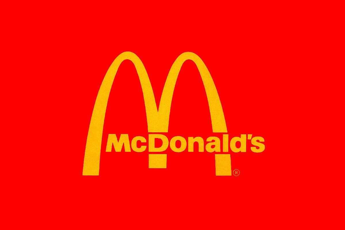 McDonald's Logo Font -1