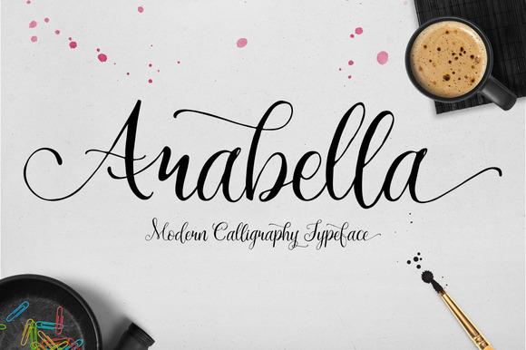 Arabella Script Font