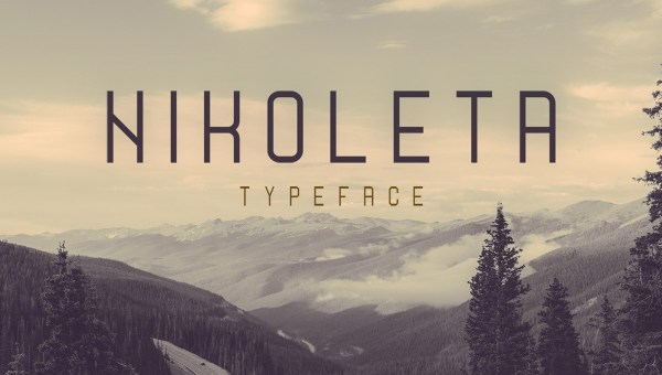 Nikoleta Font Free