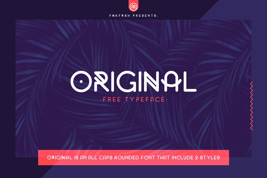 01-Original-Free-Font