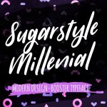 Sugarstyle Millenial Font Free