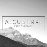 Alcubierre Font Free
