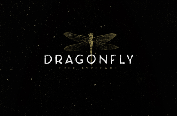 Dragonfly Font Free