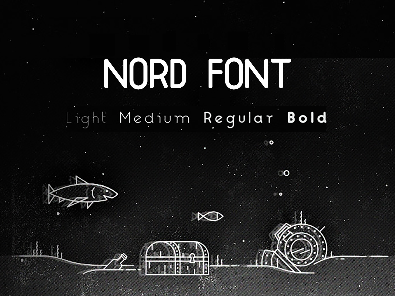 Nord Free Font