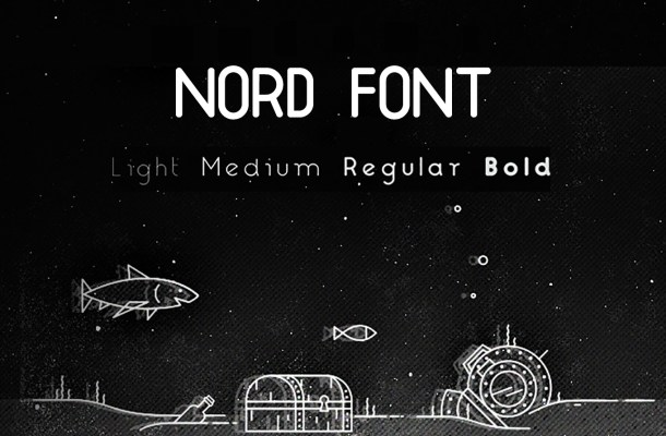Nord Font Free