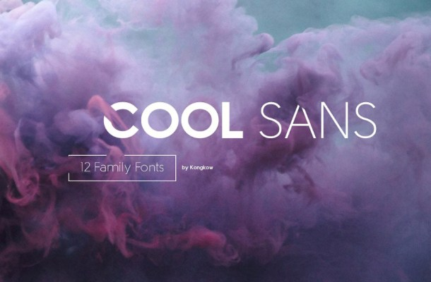 Cool Sans Font Family