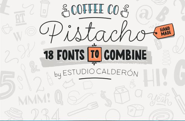 Pistachio Sans Free Font