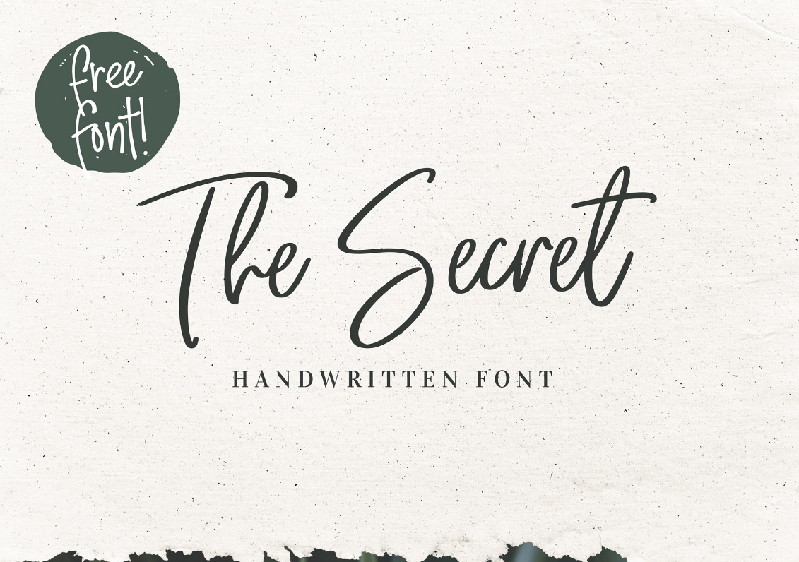 free fonts for commercial use handwriting
