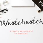 Westchester Font Free