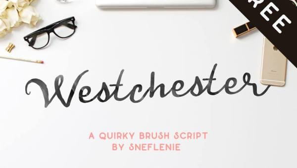 Westchester Font Free