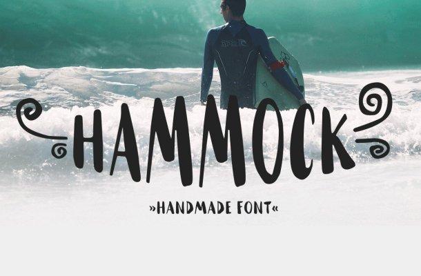 Hammock Font Free