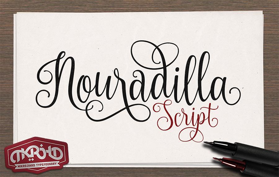 01_nouradilla-script-free-font