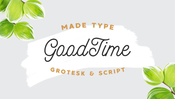 MADE Goodtime Font Free