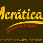 Acrática Font Free