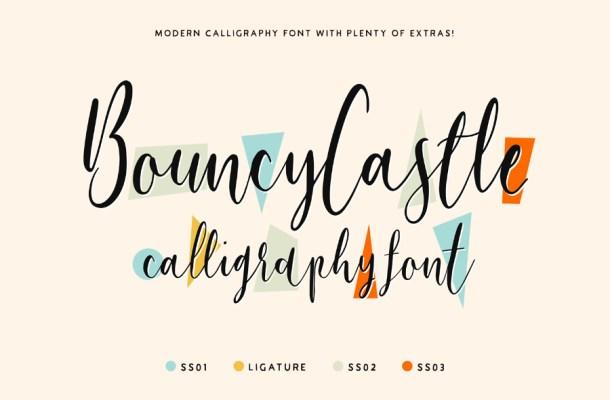 bouncy-castle-font-family