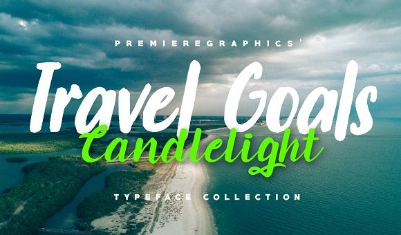 Candlelight Script Font Free