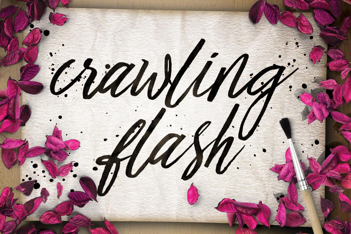 crawling-flash-script-font-1