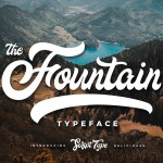 Fountain Typeface Free