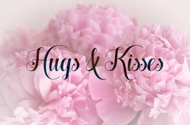 Hugs & Kisses Font Free