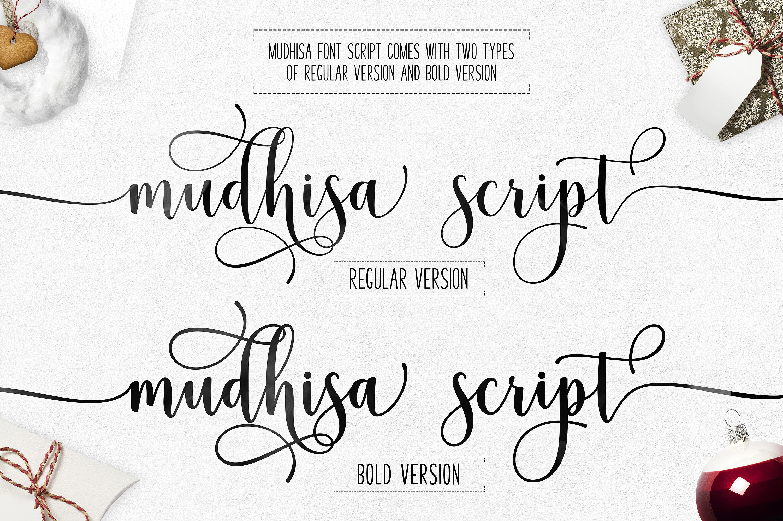mudhisa-script-font-1