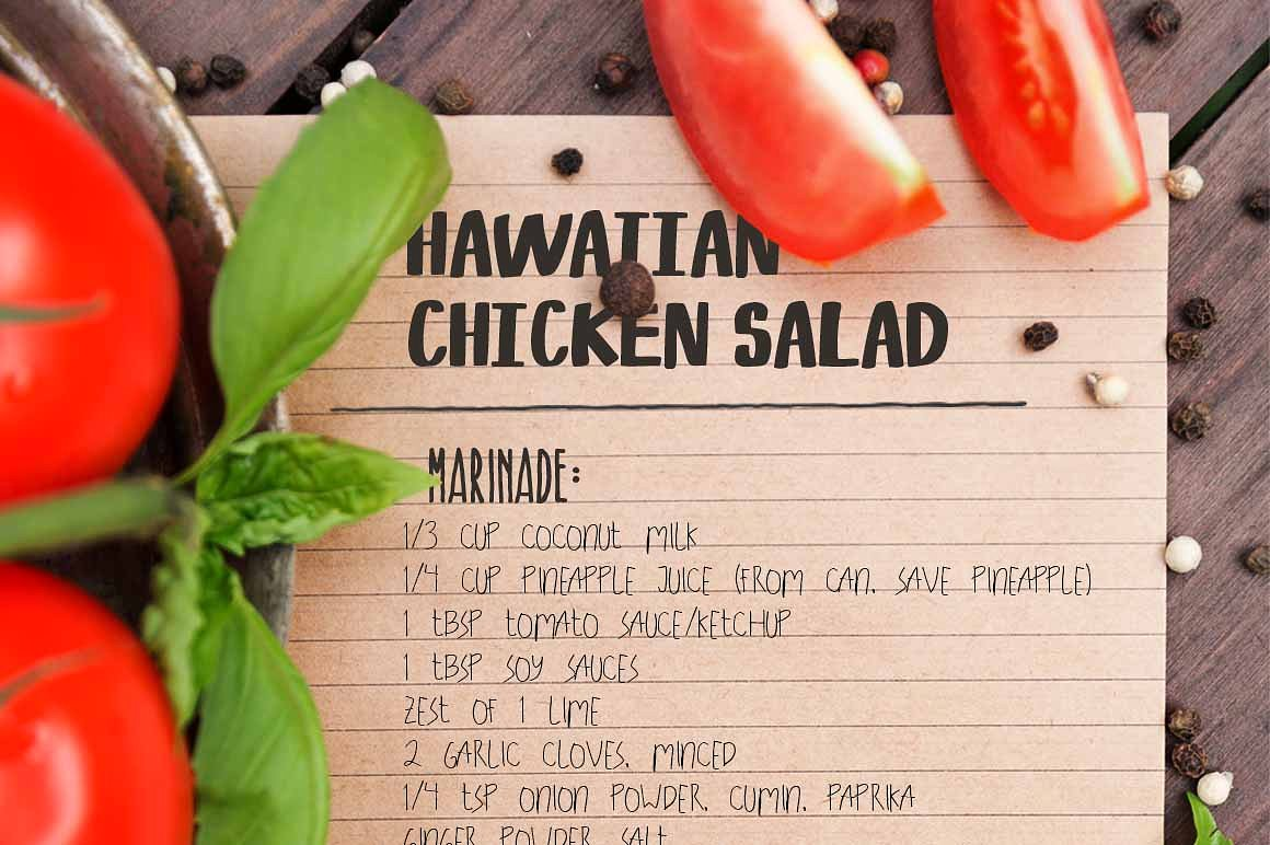 recipe-daily-typeface-2
