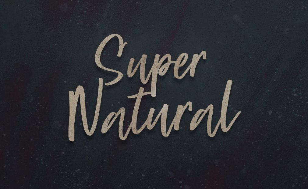 super-natural-script-font