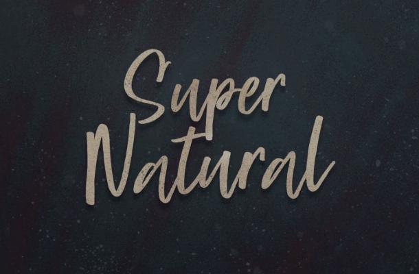Super Natural Script Font Free