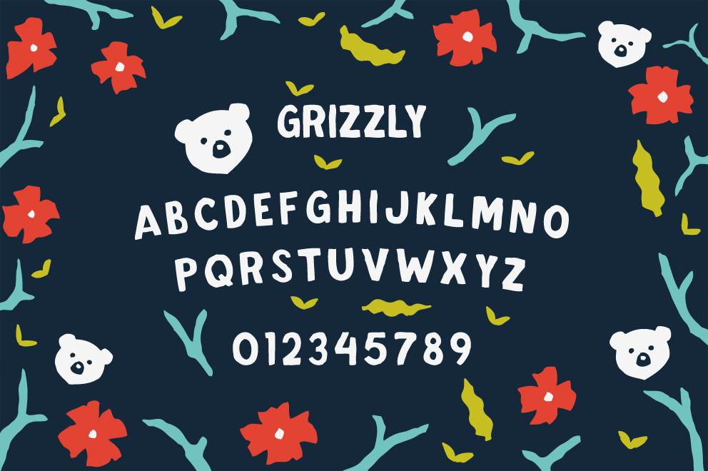 the-bear-font-family-5