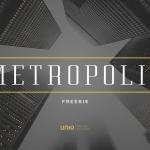 Metropolis Font Free