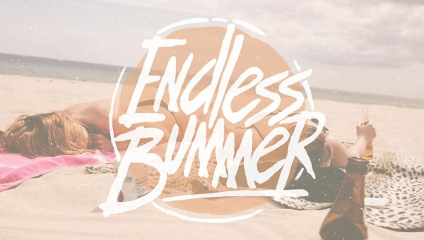 Endless Bummer Hand Drawn Font Free
