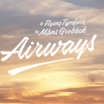 Airways Font Free