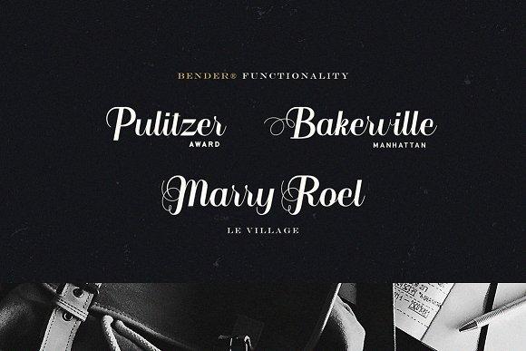 bender-script-font-4