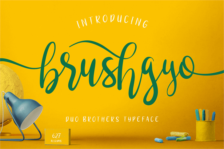 brushgyo-font