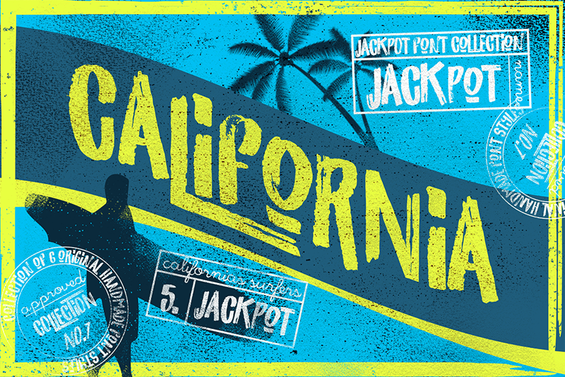 california-brush-font