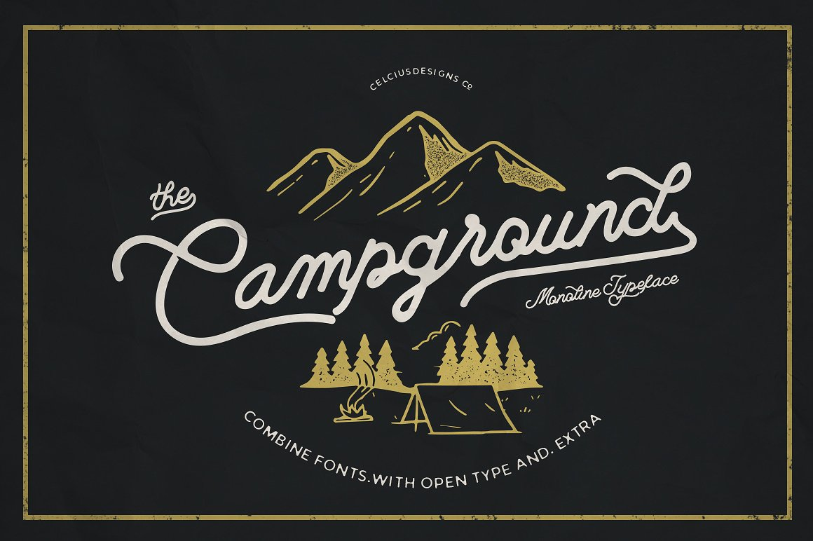 campground-font-combinations