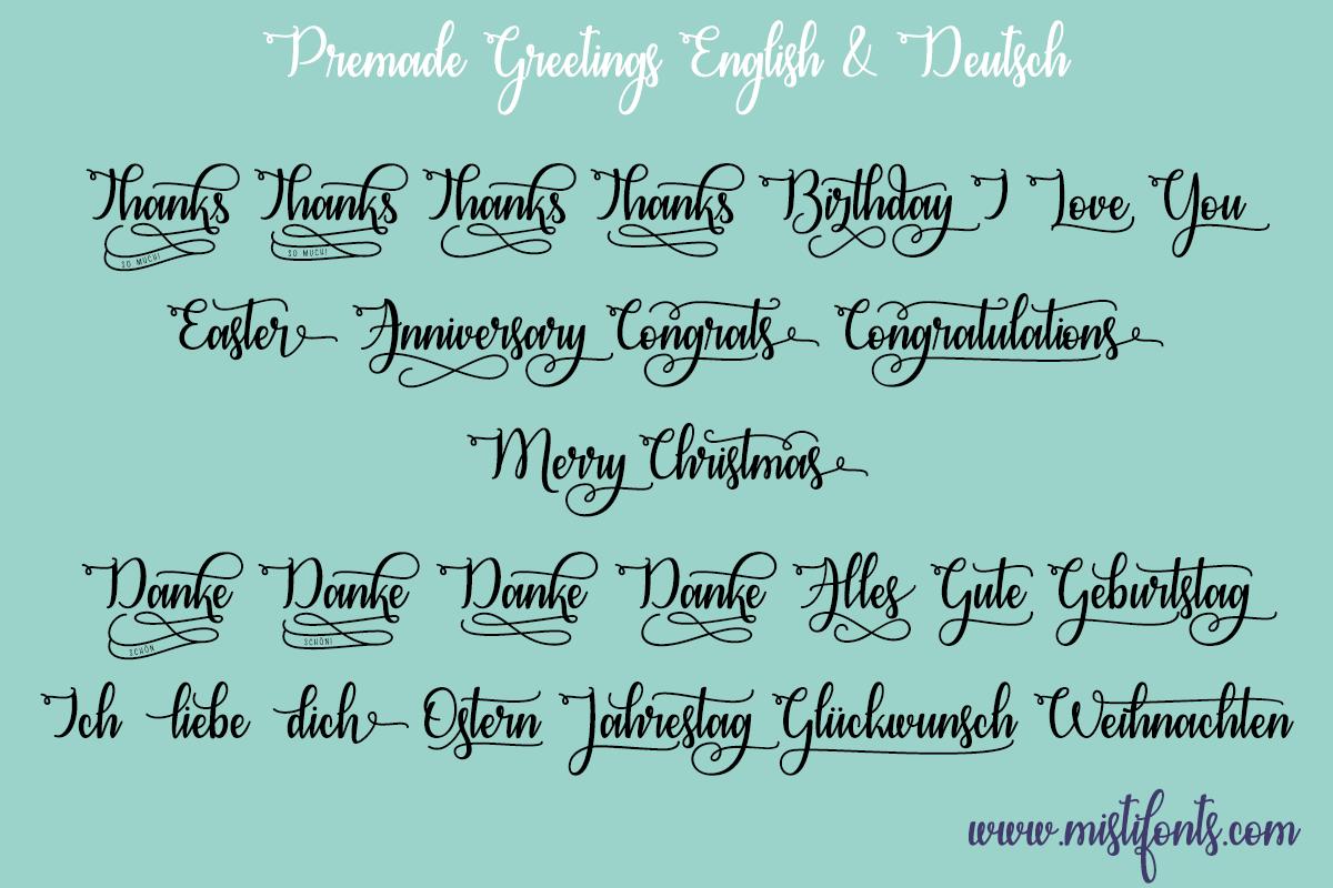 congrats-calligraphy-font