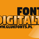 Digitalt Font Free