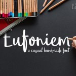 Eufoniem Script Font Free