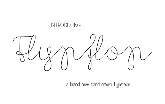 flypflop-font-1