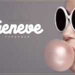 Geneve Typeface Free