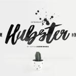 Hubster Script Font Free