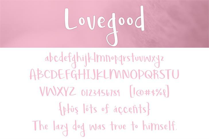 lovegood-font-1