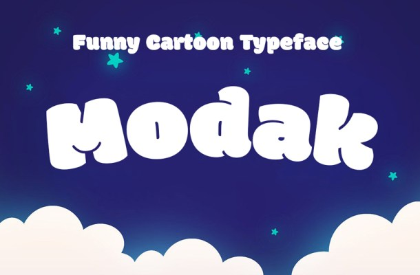 Modak Font Free