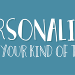 Personality Font Free