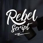 Rebel Script Font Free