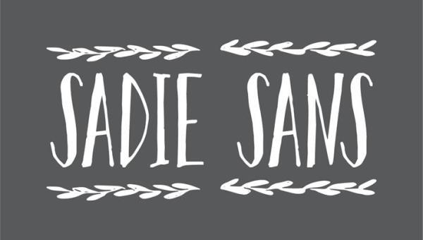 Sadie Sans Font Free