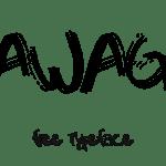 Sawage Brush Font Free