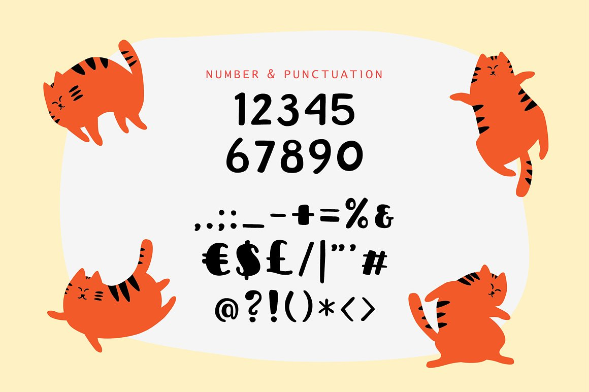 sleepy-fat-cat-typeface-2