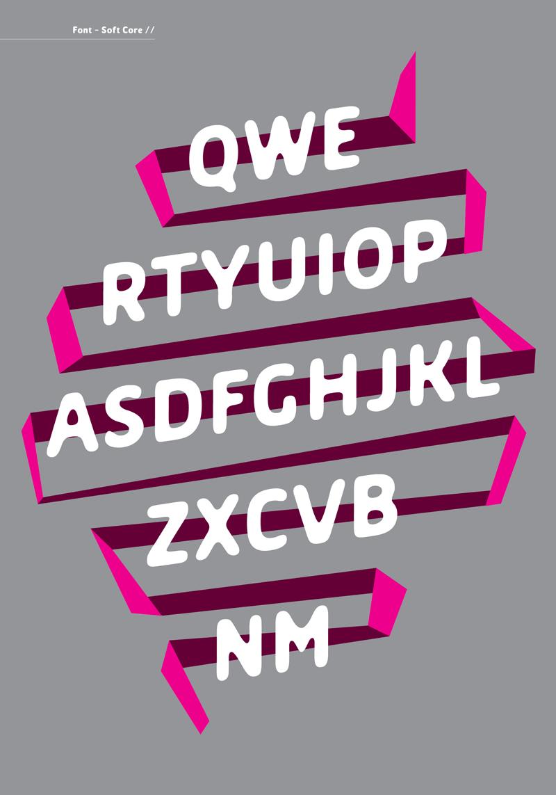 soft-core-font